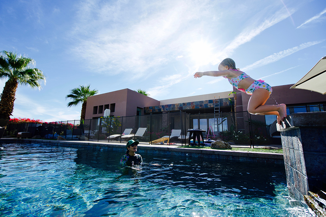 Mission Desert Swim Academy